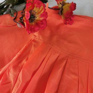 Unterrock Hose Orange