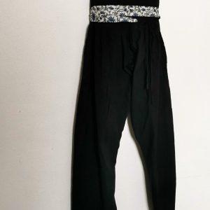 Hosen Unterrock in Schwarz, (Blaugrau ausverkauft)